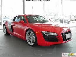 Audi R8 Red - 2011 brilliant red audi r8 4 2 fsi quattro 46936801 gtcarlot