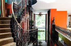 one kings lane home decor inside an amazingly bold maximalist home one kings lane our