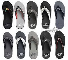 mens reef fanning flip flops sale reef fanning mens flip flops sandals clearance sale at two bare