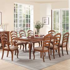 delmont 9 piece dining room furniture set dining room decor