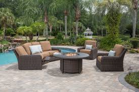Hanamint Chateau by Mobile Firepits Set Labadies Patio Furniture