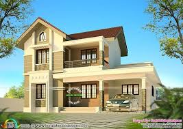 cute and small double storied home kerala home design bloglovin u0027