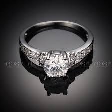 platinum crystal rings images 78 best rings images austrian crystal jewelry jpg