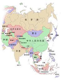 asia political map asia asia political map
