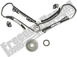 Ford Explorer Timing Chain - 5 4l 3v complete timing chain replacement kit