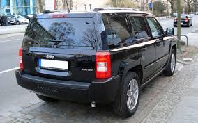 jeep crossover black file jeep patriot black rr jpg wikimedia commons