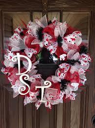 delta sigma theta sorority dst wreath on etsy 139 by