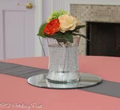 Bling Wrap For Vases Glass Vases