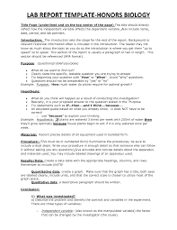 formal lab report template lab report template best bussines template
