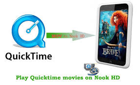 play mov on android mac mov to nook hd converter play quicktime on nook hd freely