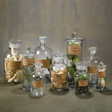 Decorative Apothecary Jars Bathroom Vena Gozar
