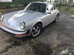 the samba porsche 911 thesamba com vw classifieds 1974 porsche 911 with only 11 615