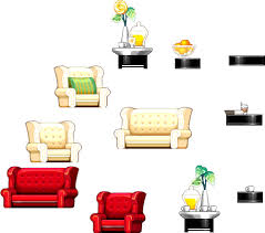 Maplestory Chairs Living Room Clipart Object Pencil And In Color Living Room