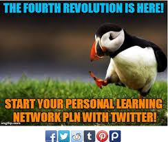 Personal Meme - personal learning network pln meme