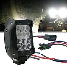 led equipped light bar 2 x light bar 4 led 18w work cree ebay 25 99 f150 supercrew
