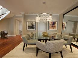 Large Dining Room Mirrors - living room beautiful formal guest dining room decorating ideas