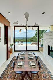 Simple Dining Room With Polished Black Carliste Patio Dinette by The 25 Best Midcentury Pool Table Lights Ideas On Pinterest