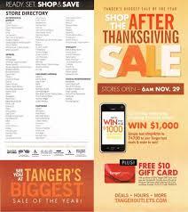tanger outlets black friday 2013 ad find the best tanger outlets