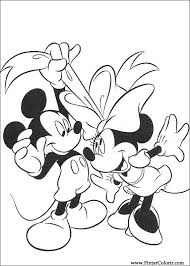 drawings paint u0026 colour minnie print design 064