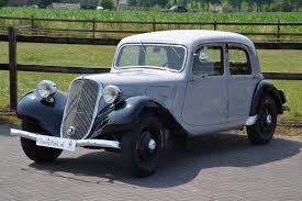 classic citroen classic park cars citroën traction avant 11bl