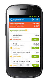 finance app for android android apps for personal finance