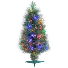 sterling fiber optic trees artificial