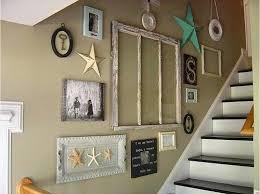 Stairwell Decor Idea Basement Stairs Decorating Ideas – liwenyun