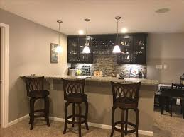Finished Basement Bar Ideas Finished Basement Bars Sbl Home