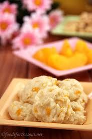 peach cobbler cookies amy u0027s healthy baking
