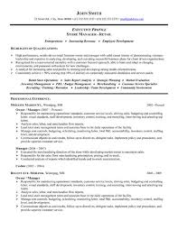 Resume Templates And Examples by Click Here To Download This Store Manager Or Owner Resume Template