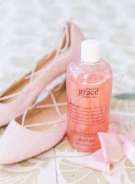 smelling the roses from day to night a giveaway sydne style reviews philosophy amazing grace ballet rose body wash