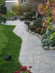 captivating walkway ideas for backyard side of house with small