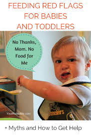 Toddler Feeding Table by Feeding Red Flags For Babies And Toddlers Your Kid U0027s Table