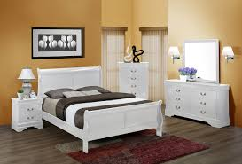 hardwood bedroom sets pfc furniture industries price quality cm3600 louis philippe white