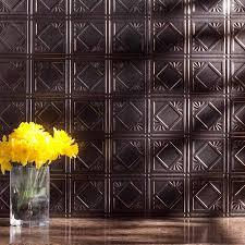 kitchen fasade backsplash fasade ceiling tiles tin backsplash fasade backsplash traditional 4 in smoked pewter