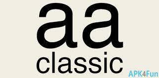 aa apk aa classic apk 1 0 1 aa classic apk apk4fun