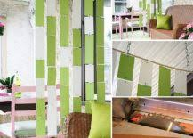 Diy Hanging Room Divider 10 Clever Diy Room Dividers That Save Space In Style