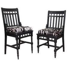 His And Hers Items A Pair Of His And Hers Victorian Mahogany Spindle Chairs For Sale