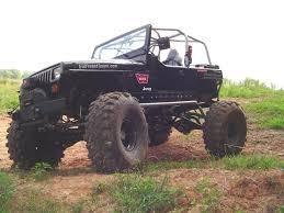 jeep yj rock crawler 1989 jeep wrangler rock crawler