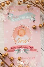 winter onederland birthday the american patriette