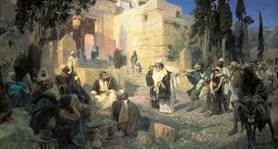 artwork of events in jesus u0027 life