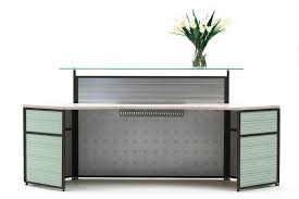 modern office furniture reception desk home design ideas