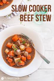 the best ever paleo beef stew slow cooker recipe