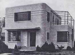 Art Deco House Designs Modern In Line And Detail J J P Oud And Corbusier Style Art