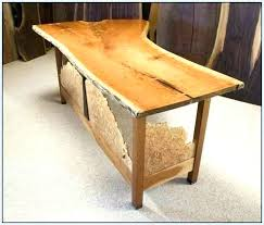 Rustic Wood Office Desk Rustic Office Desk Bemine Co