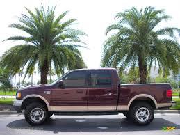 ford f150 lariat 4x4 for sale 2001 ford f150 lariat supercrew 4x4 in toreador metallic