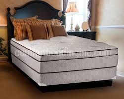 King Size Bed Frame With Box Spring Amazon Com Dreamy Rest Pillow Top Euro Top Queen Size Mattress