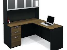 Glass L Shaped Desk Office Depot Desk Superior Office Depot Realspace Magellan L Desk And Hutch