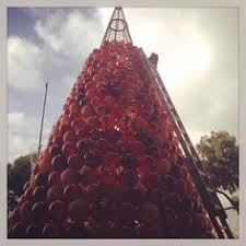 christmas tree installation 2016 sd mdina glass christmas tree