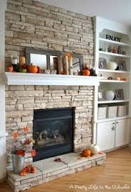 Gas Mantle Fireplace by 10 Brick And Stone Fireplaces Fireplaces Search And Living Rooms